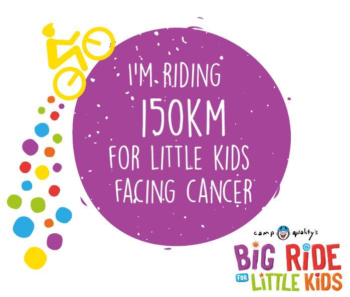Instagram Post – I'm Riding 150km