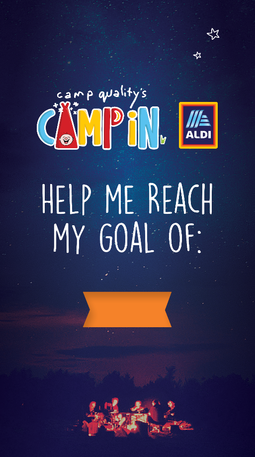 Instagram Story - My Goal is