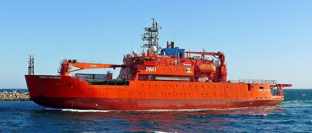 Aurora Australis Annual Antarctic Fundraiser