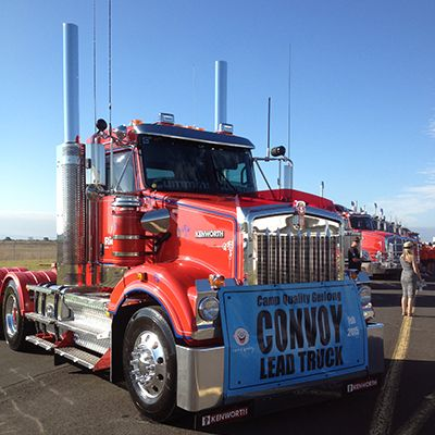 2019 Geelong Convoy