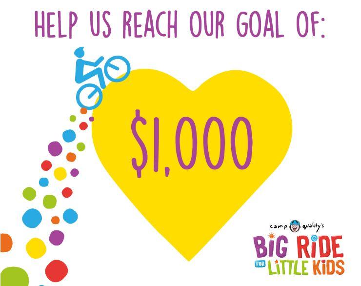 Instagram Post – Help Us Reach $1,000