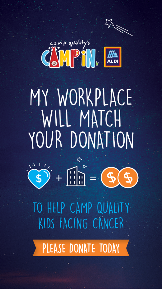 Instagram Story - Matched Donations