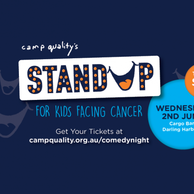 Stand Up for Kids Facing Cancer