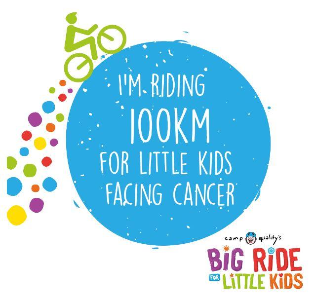 Facebook – I'm Riding 100km