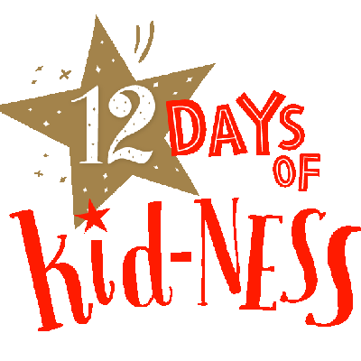 12 Days of Kid-ness