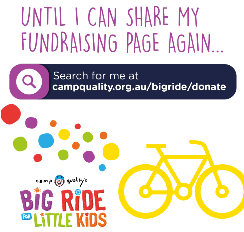 Big Ride - My page